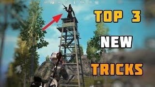 Pubg Mobile Top 3 New Tricks / Pubg Mobile Top 3 Secret Tricks / Kumari Gamer