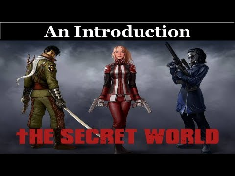 The Secret World - What Is It? + Character Creation