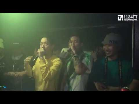 "190816 귀감 : The Quiett, Zene The Zilla ( Zene The Zilla ""야망꾼""Party)"