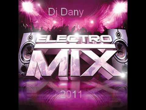 Dj Dany - elektro mix 2011