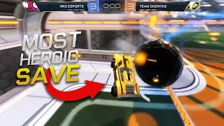 This Video Will Satisfy Every Rocket League Pro Player! (ROCKET LEAGUE BEST GOALS & SAVES)
