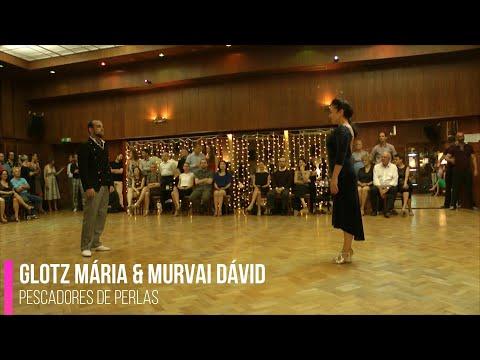 Glotz Mária and Murvai Dávid - Pescadores De Perlas