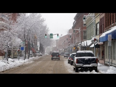Blanket Of Snow Creates Illusion That Town Not A Total Shithole