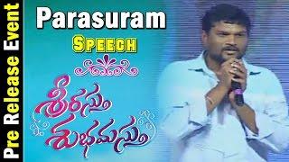 director-parasuram-speech-srirastu-subhamastu-pre-release-function-allu-sirish-lavanya