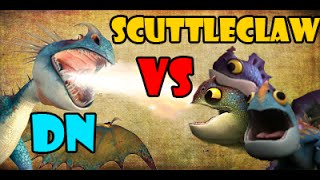 Deadly Nadder vs Scuttleclaw Group