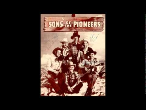 Sons Of The Pioneers - Empty Saddles