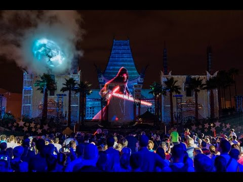 Star Wars - A Galactic Spectacular NEW [HD] INCREDIBLE   Walt Disney World