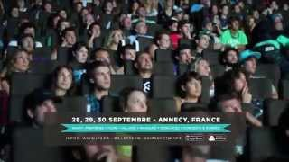 Le teaser du Festival iF3 Europe 2012 / Annecy