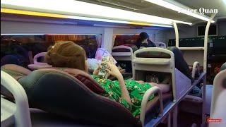 Gặp gái xinh trên xe khách giường nằm - Ido tết 2018