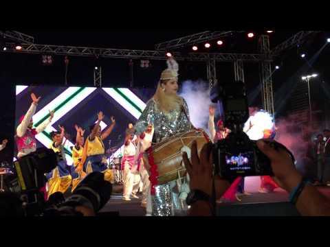 Show with rani taj- Rits Bollywood Dubai
