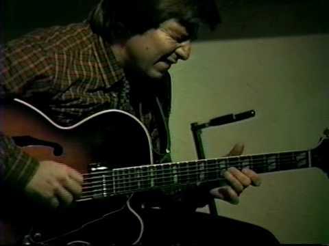 Jack Wilkins, Solo Jazz Guitar, No More Blues