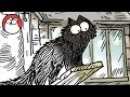 Black Cat Day Paints - Simon's Cat | CREATIVE MP3