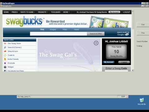 Swagbucks Bot The Best Up To Date Auto Searcher