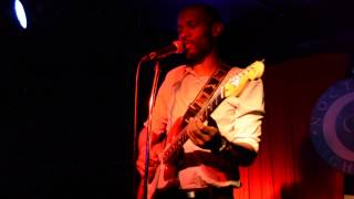 @MarkBrathwaite plays @AliciaKeys - We Are Here Live Cover @ Indie Week Canada