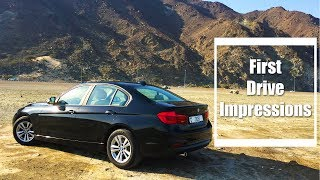 BMW 318i Drive Review | Daily Driver | First Impressions