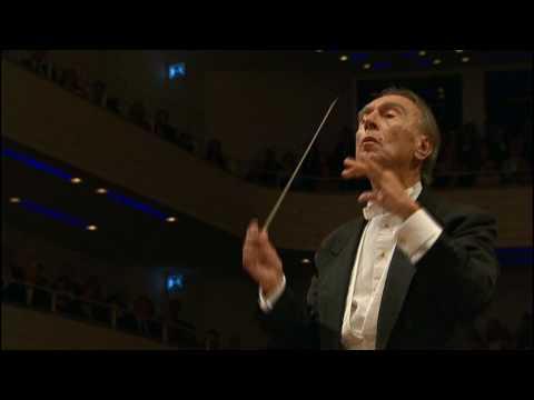 Mahler - Symphony No. 3 - Abbado, Lucerne Symphony Orchestra - Trombone Solo