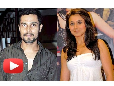 Rani Mukerji And Randeep Hooda Together In Karan Johar's Next? [HD]