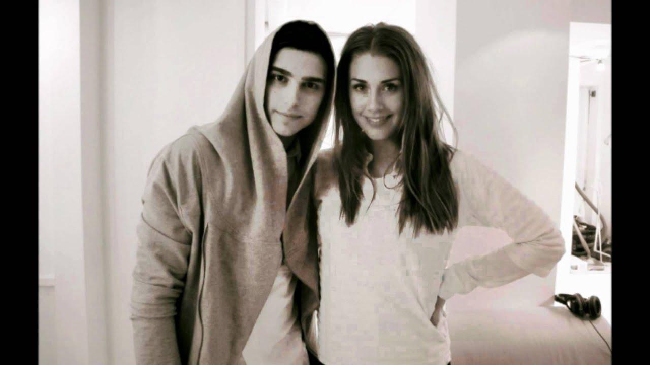 Эрик саад с девушкой фото
