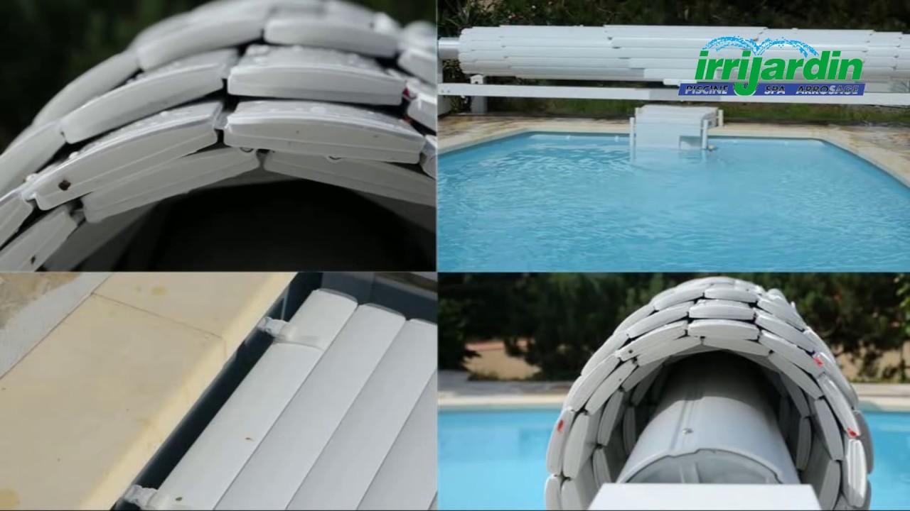 Volets roulants piscine automatique images for Volet roulant piscine