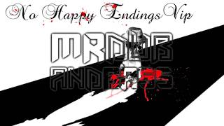 Syanide & Kaos - No Happy Endings VIP [HD]