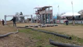 Rc Acres 1st Ameture SCT 4X4 Race 2013