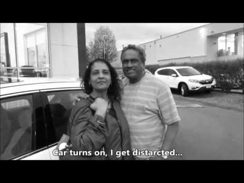 Zalina and David  FIVE STAR Testimonial - Elliott Robinson -Sport Honda - Silver Spring, Maryland