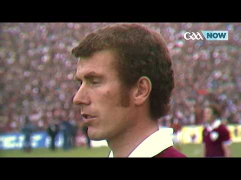 GAANOW: GAA Museum Hall of Fame - John Connolly of Galway