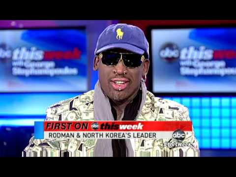 Dennis Rodman: Kim Jong Un Wants President OBAMA to 'Call Him'