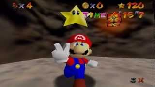 Super Mario 64 - Watch For Rolling Rocks 15.549 / 15.7