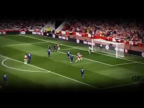 Jack Wilshere - Arsenal 2010 - 2015 [HD]