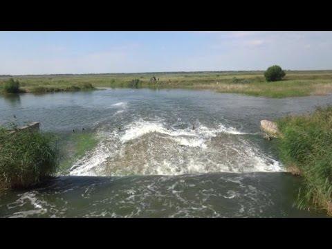 Поездка на дамбу озера Хорошее Алтайский край