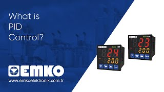 Emko Elektronik What is PID Control?