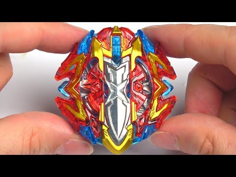 NEW BUSTER XCALIBUR 1 Sw UNBOXING AND TESTING | Beyblade Burst Super Z ベイブレードバースト 超ゼツ