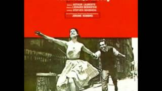 West Side Story OBC - (7) America