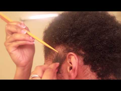 TWA Twist Out Tutorial