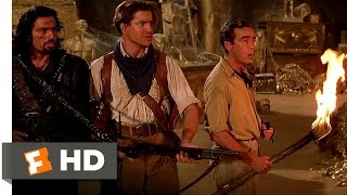 The Mummy (9/10) Movie CLIP - Imhotep