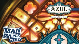 Azul: Stained Glass of Sintra Review by Man vs Meeple (Next Move)