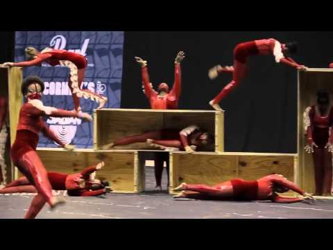 2012 WGI CG Championships Highlights