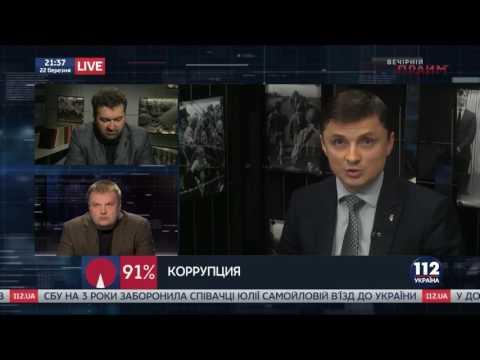 """Михайло Головко - в етері телеканалу """"112 Україна"""""""