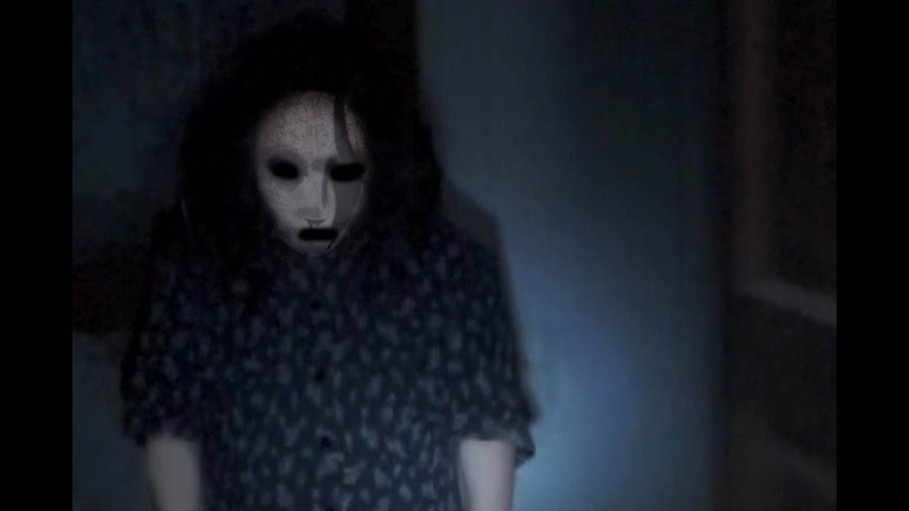 Scary ghost - YouTube ...