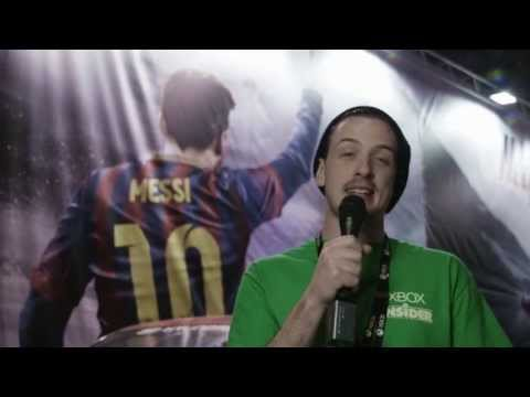Xbox Australia EB Games Expo 2013 Wrap Video - FIFA 14 (G)