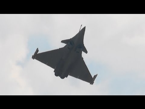 French Air Force Rafale Russian Air Force 100th Anniversary Airshow 2012 video