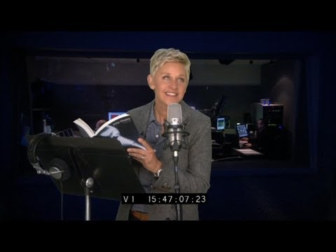Ellen Reads '50 Shades of Grey'