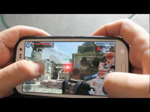 20 Best Games for Samsung Galaxy S3 - Android Phones