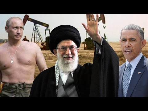 Oil & Economic Wars with Russia, China & Iran - William Engdahl