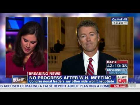 Rand Paul: U.S. Won't Default If Debt Ceiling Not Raised