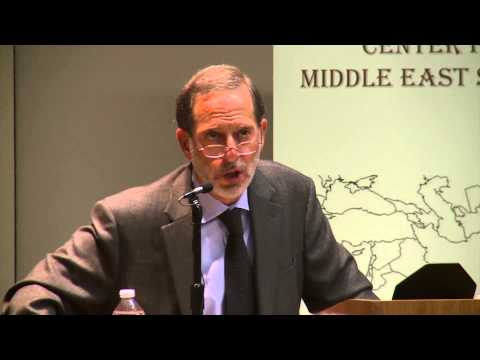 Rashid Khalidi: American Mediation between Israel & the Palestinians