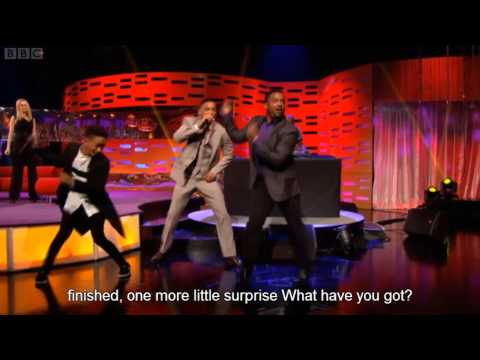 BBC Will Smith sings Fresh Prince Theme 2013 HD + Lyrics