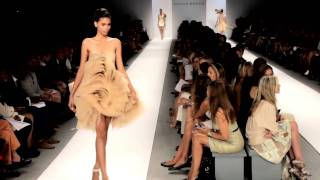 DENNIS BASSO S/S 2011 FASHION SHOW - VIDEO BY XXXX MAGAZINE