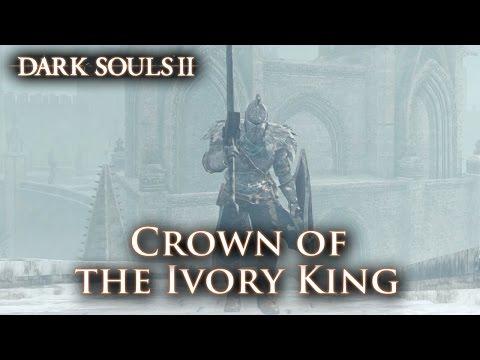 """ゲーム「ダークソウル2」の追加DLC""""THE LOST CROWNS""""「第三章 白王の冠」のトレイラームービーが公開!"""